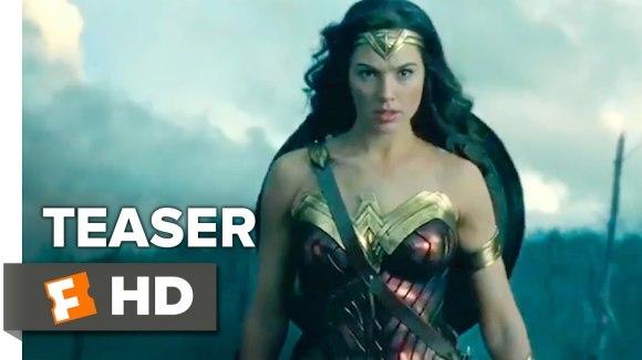 Wonder Woman - Teaser 'Gotham'