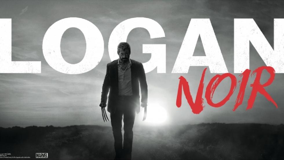 Blu-Ray Preview: Logan (Noir)