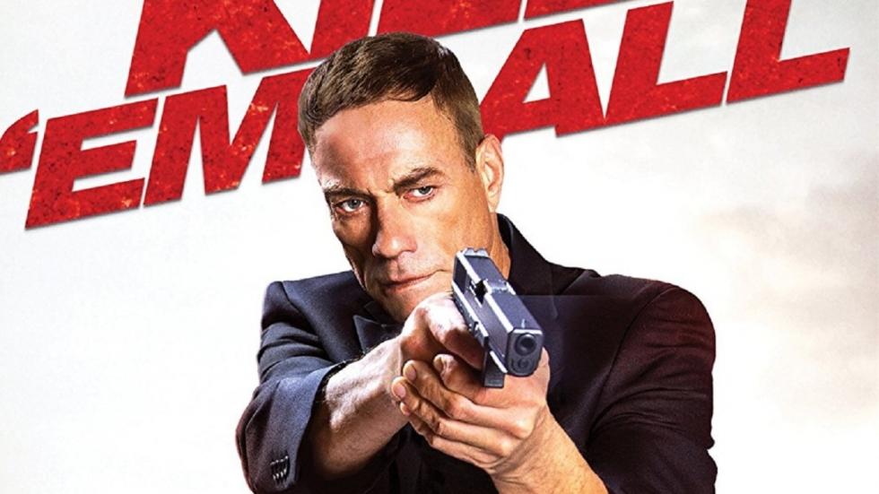 Jean Claude van Damme vermoordt iedereen in trailer 'Kill 'em All'