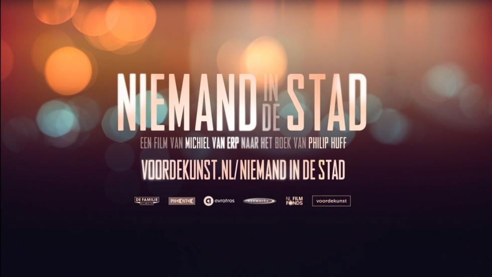 Huub van der Lubbe, Ariane Schluter en Anneke Blok toegevoegd aan cast 'Niemand in de stad' van Michiel van Erp