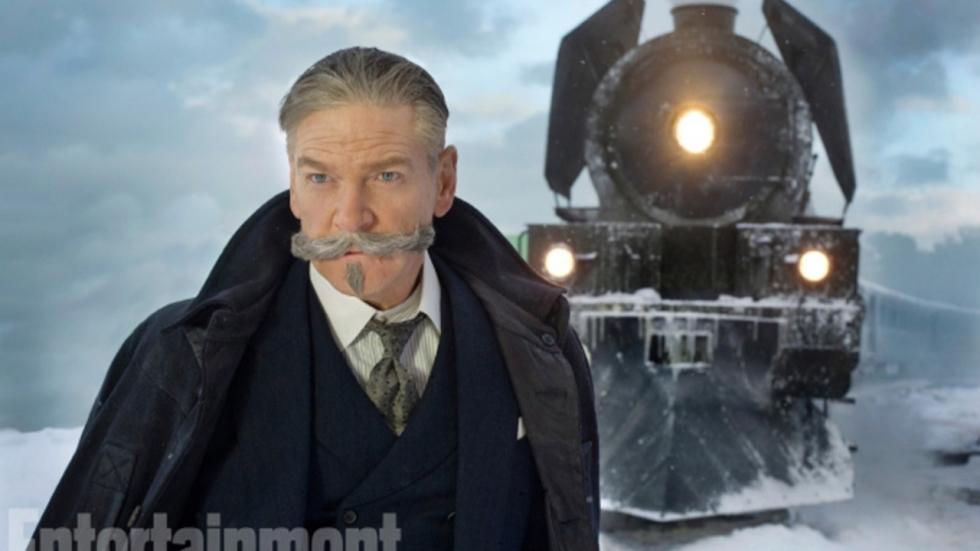 Eerste foto's 'Murder on the Orient Express'