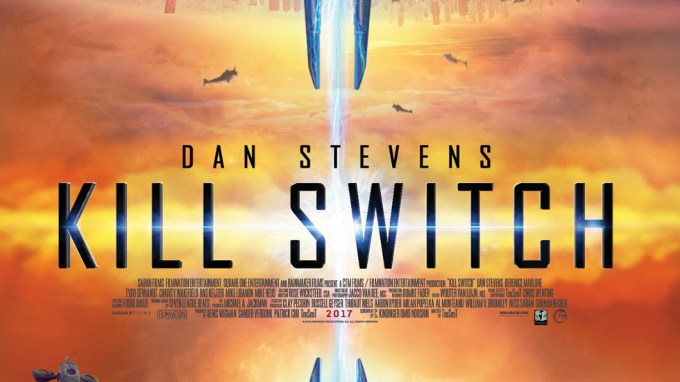 Dan Stevens in trailer scifi-film 'Kill Switch' van Nederlandse filmmaker Tim Smit