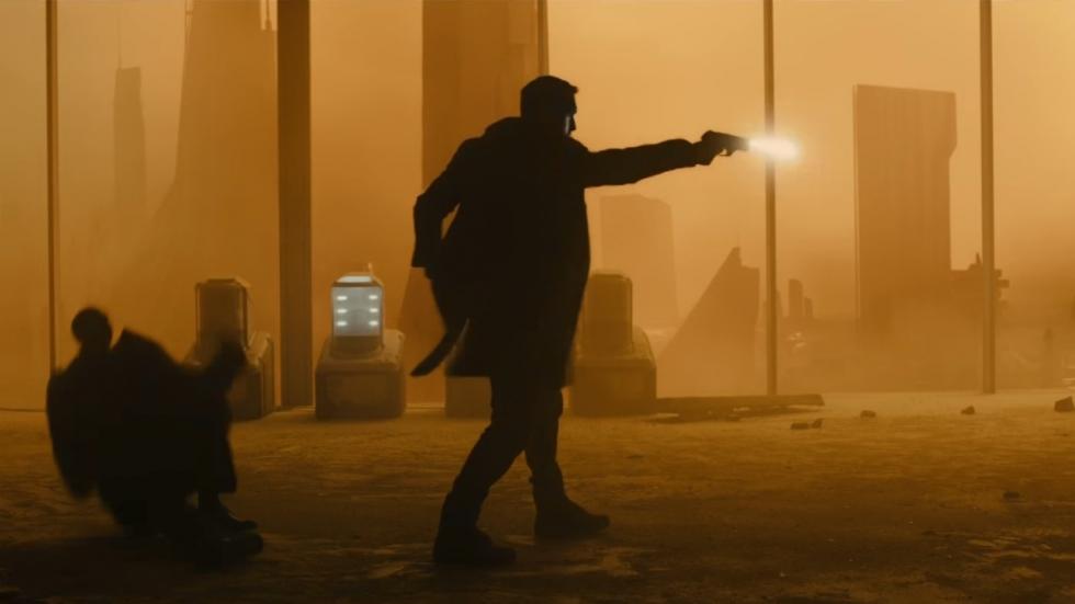 Spectaculaire beelden 'Blade Runner 2049'!