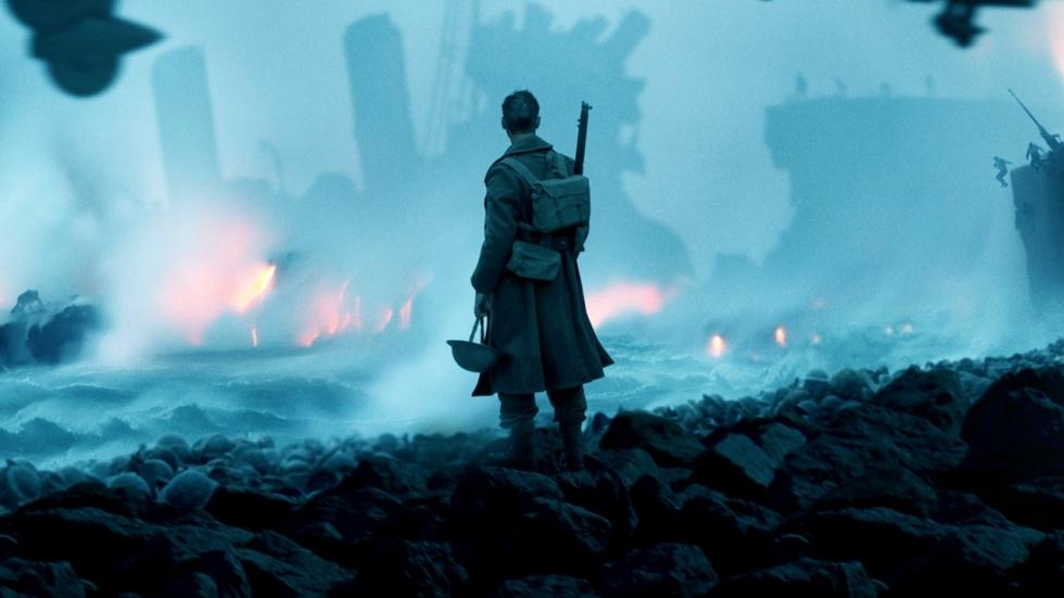 Oorlog in trailer 'Dunkirk'!