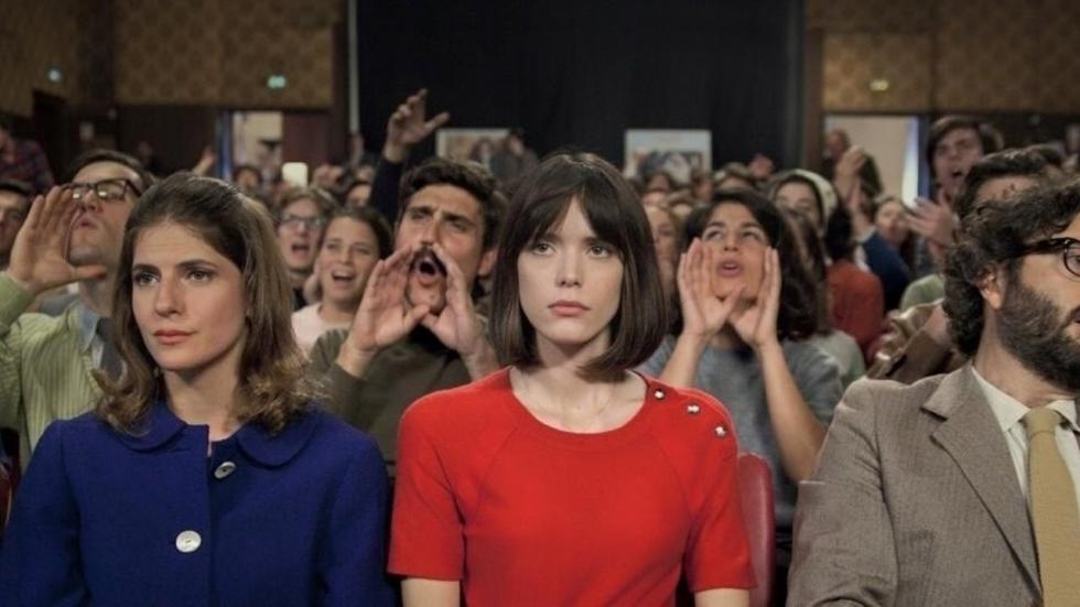 Eerste ondertitelde trailer Godard biopic 'Le Redoubtable'
