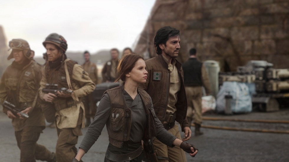 Blu-Ray Review: Rogue One: A Star Wars Story
