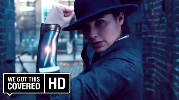 Wonder Woman - Clip: Alley FIght