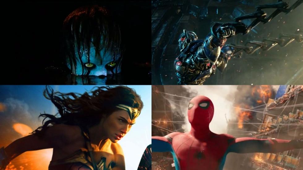 Trailers en clips 'Spider-Man', 'Maze Runner 3', 'Transformers 5' en 'Wonder Woman' debuteren tijdens MTV Movie Awards
