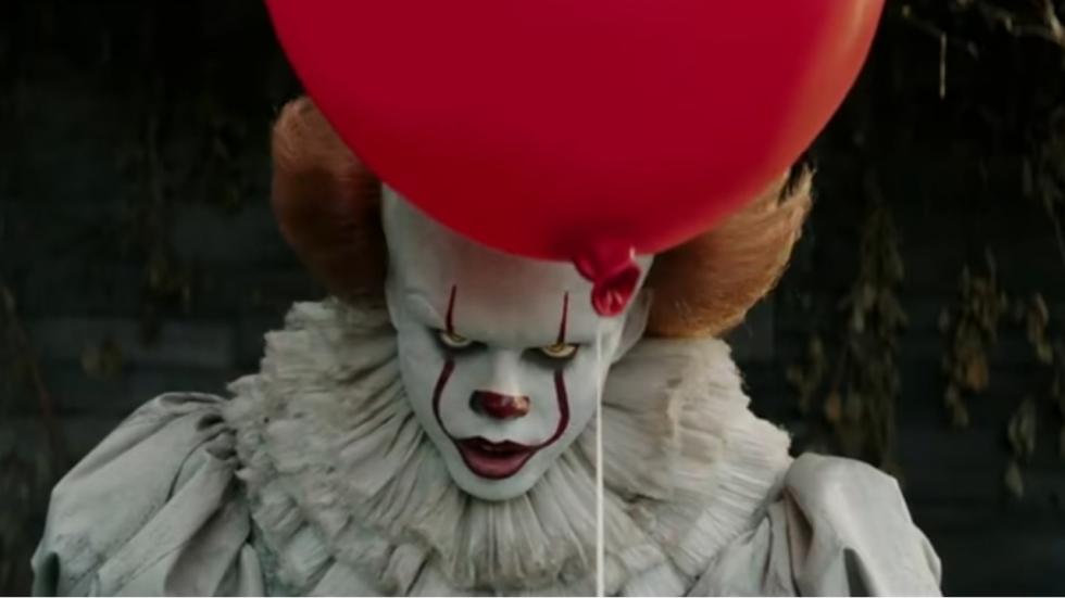 Tweede trailer 'IT': The Losers' Club vs Pennywise!