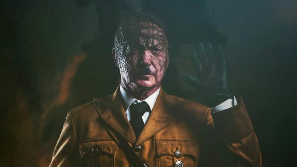 Sieg Heil, Mutha Fickers... Adolf Hitler in teaser trailer 'Iron Sky 2: The Coming Race'