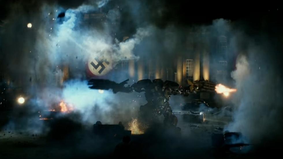 Nazi's, samoerai en geheimen in nieuwe 'Transformers: The Last Knight' beelden