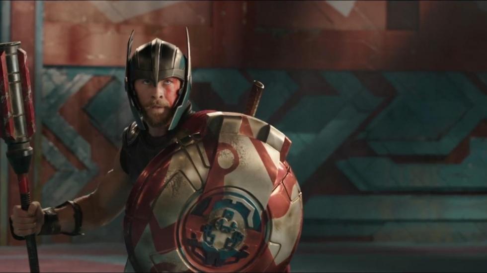 Vlotte internationale trailer 'Thor: Ragnarok'