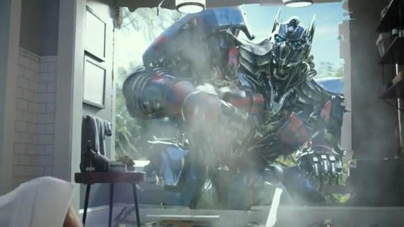 Transformers: The Last Knight - Promo: Schick Hydro