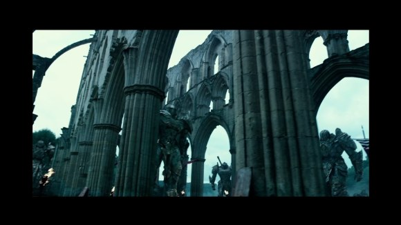 Transformers: The Last Knight - Promo: Secret Past