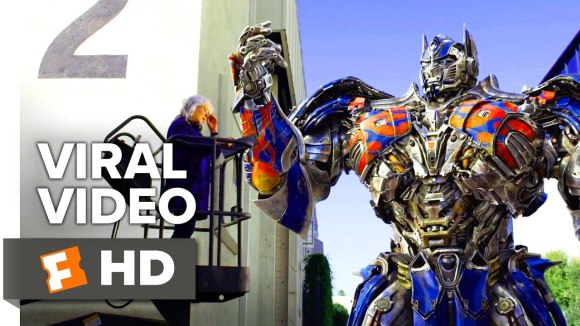 Transformers: The Last Knight - Viral Video