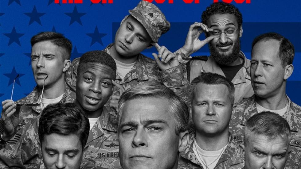 Brad Pitt gaat los in trailer 'War Machine'