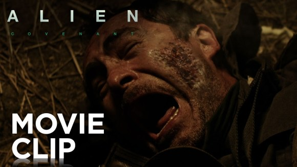 Alien: Covenant - Clip: My Face