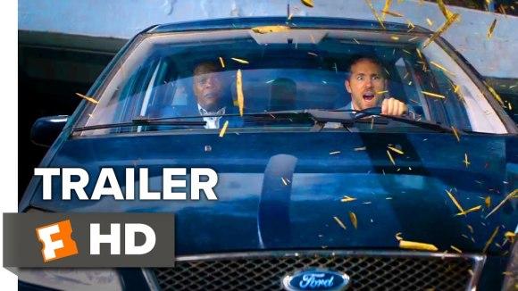 The Hitman\'s Bodyguard - Trailer 1