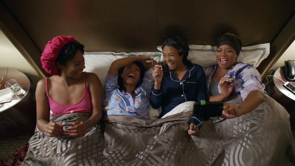 De 'Girls Trip'-trailer is het tegenovergestelde van grappig