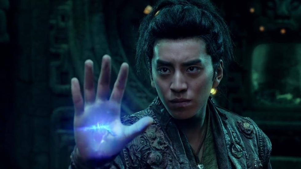 Martial arts fantasy epos in trailer 'Legend of the Naga Pearls'