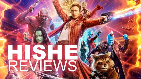 How It Should Have Ended - Guardians of the galaxy vol. 2 - hishe review (spoilers)