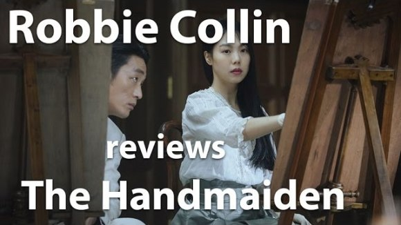 Kremode and Mayo - Robbie collin reviews the handmaiden