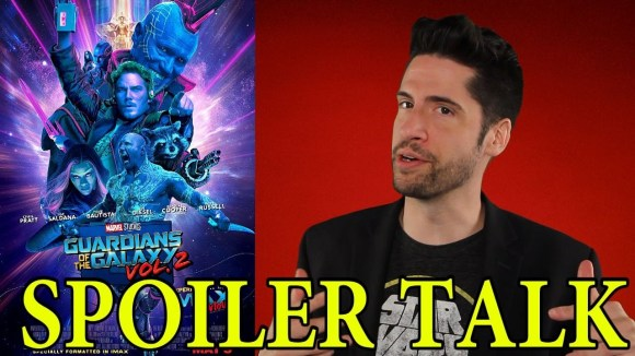 Jeremy Jahns - Guardians of the galaxy vol 2. - spoilers!