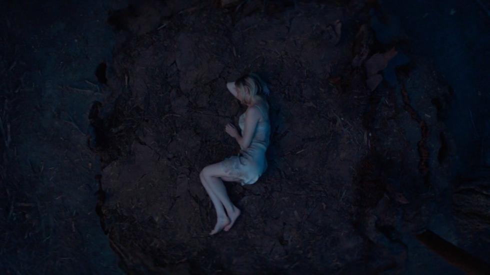 Kirsten Dunst draait een beetje door in trailer 'Woodshock'