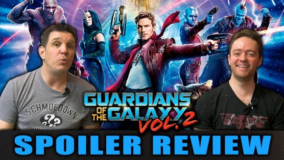 Schmoes Knows - Guardians of the galaxy vol. 2 (spoiler review!)