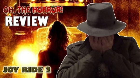 Fedora - Oh, the horror! (93): joy ride 2