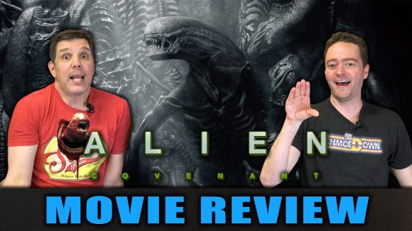 Schmoes Knows - Alien: covenant movie review