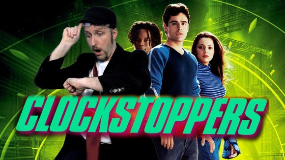 Channel Awesome - Clockstoppers - nostalgia critic