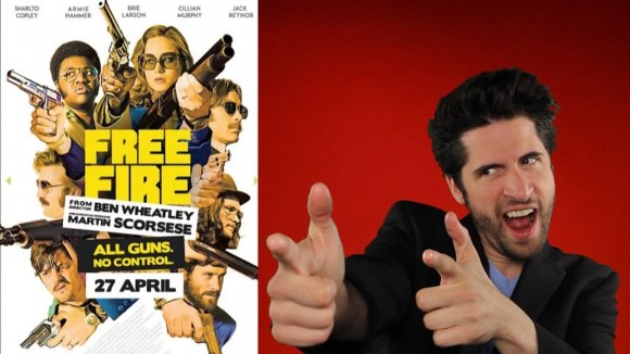 Jeremy Jahns - Free fire - movie review