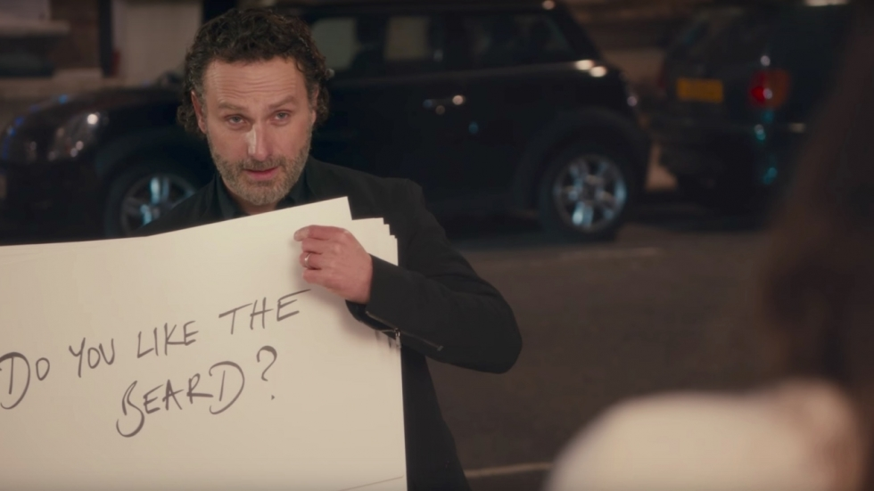 Eerste trailer 'Love Actually'-minivervolg 'Red Nose Day Actually'