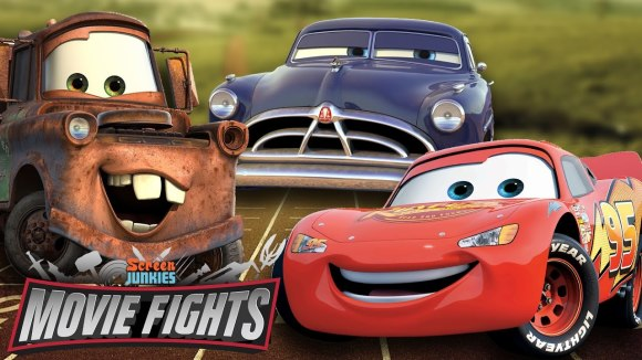 ScreenJunkies - Who is the best car from cars?? - movie fights!!