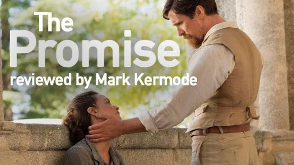 Kremode and Mayo - The promise reviewed by mark kermode