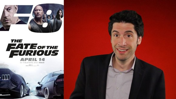 Jeremy Jahns - The fate of the furious - movie review