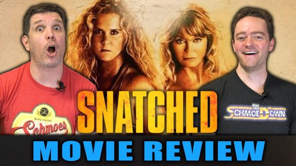 Schmoes Knows - Snatched movie review