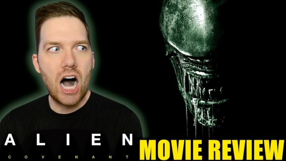 Chris Stuckmann - Alien: covenant - movie review