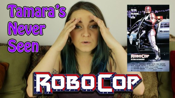 Channel Awesome - Robocop - tamara's never seen