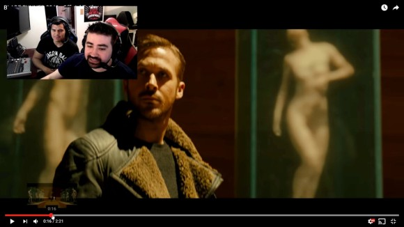 AngryJoeShow - Blade runner 2049 angry trailer reaction