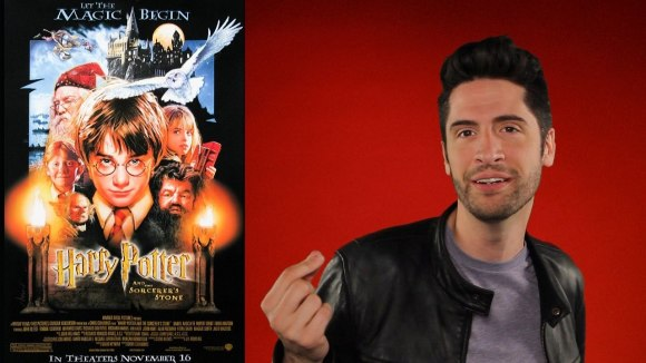 Jeremy Jahns - Harry potter and the sorcerer's stone - movie review