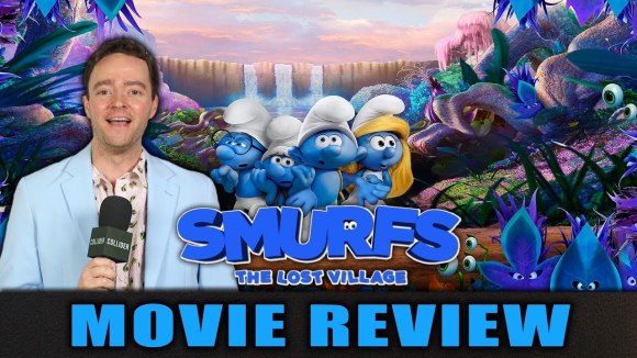 Schmoes Knows - Smurfs: the lost village movie review
