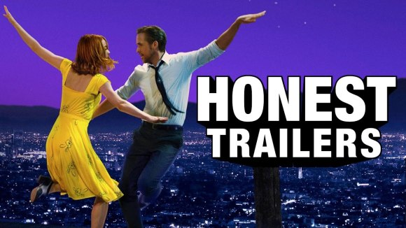 ScreenJunkies - Honest trailers - la la land