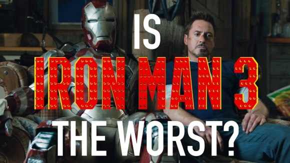 Schmoes Knows - Is iron man 3 the worst of the mcu?