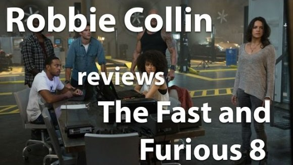Kremode and Mayo - Robbie collin reviews fast and furious 8
