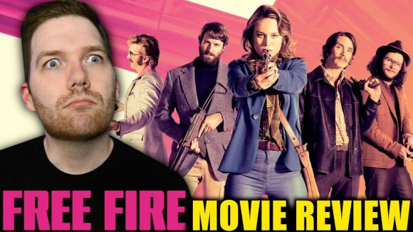 Chris Stuckmann - Free fire - movie review