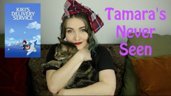 Channel Awesome - Kiki's delivery service - tamara's never seen