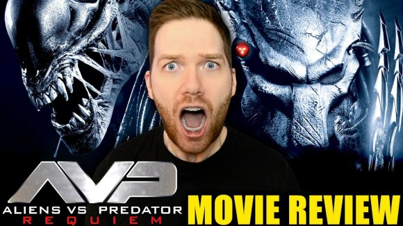Chris Stuckmann - Aliens vs. predator: requiem - movie review