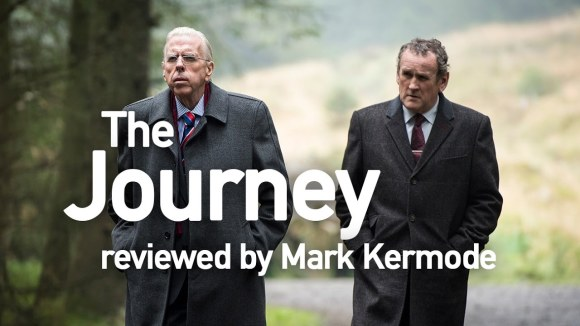 Kremode and Mayo - The journey reviewed by mark kermode